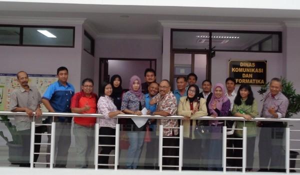 Pertemuan Pengurus dan Anggota Forum KIM